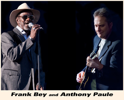 THE FRANK BEY AND ANTHONY PAULE BAND