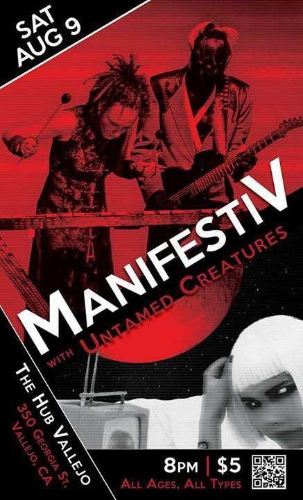 ManifestiV and Untamed Creatures