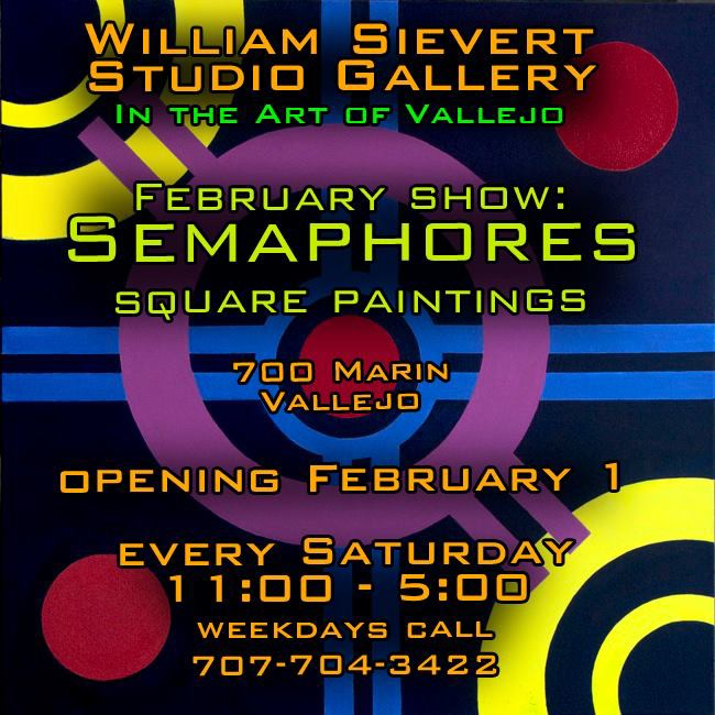 William Sievert Studio Grand Opening