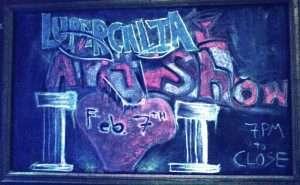 "Art show: ""Lupercalia"" Feb. 7th"