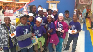 Boys and Girls club summer program