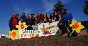 St. Vinnie's Community Garden Vallejo, CA
