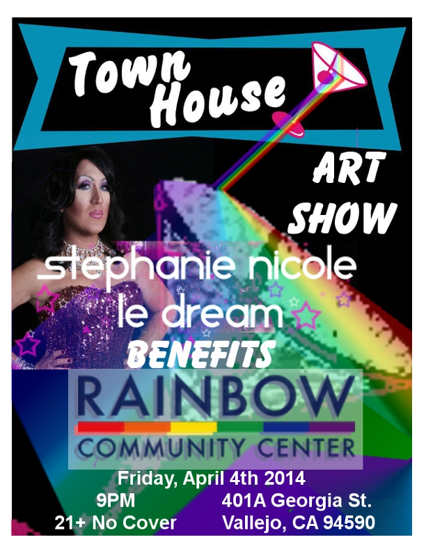 Rainbow Community Center Benefit