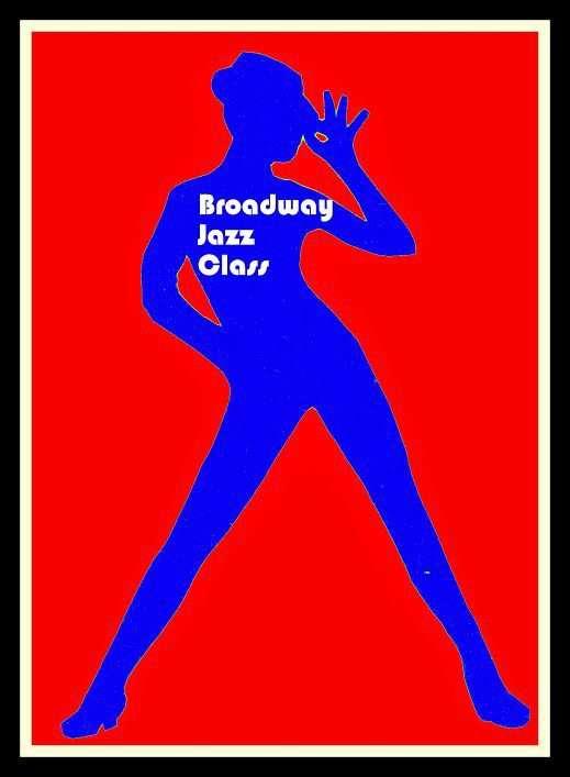 Broadway Jazz Class