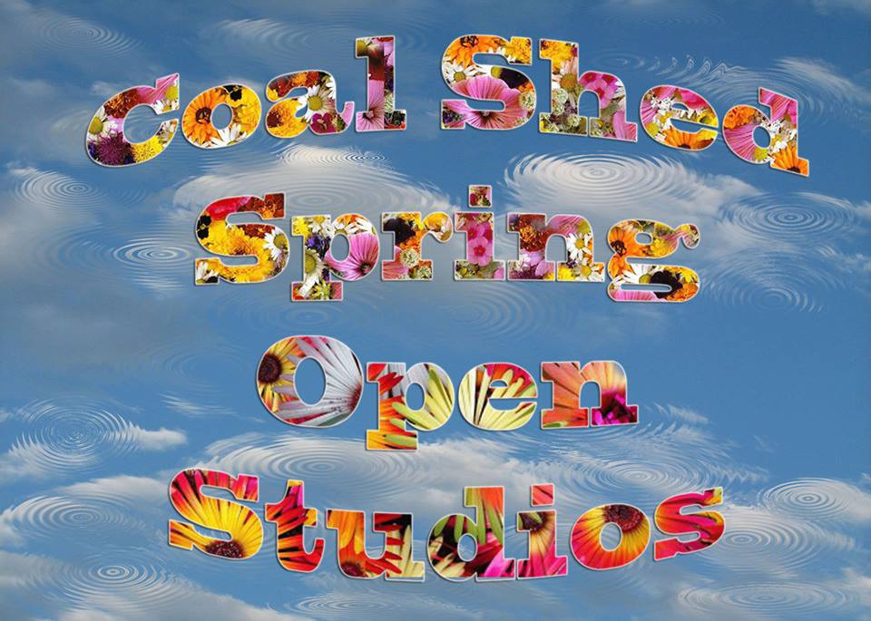 Coal Shed Spring Open Studios