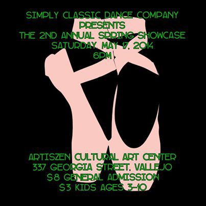 Simply Classic Dance Company's 2nd annual spring showcase