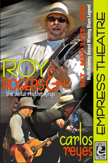 Roy Rogers at the Empress