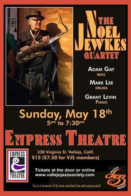 Vallejo Jazz Society Concert Series