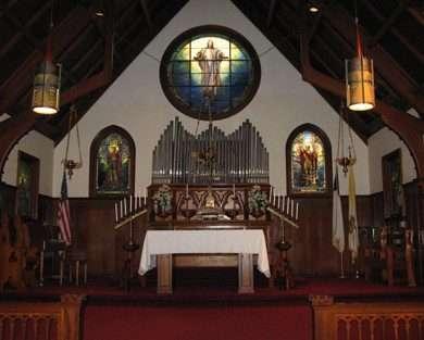 St. Peter's Chapel