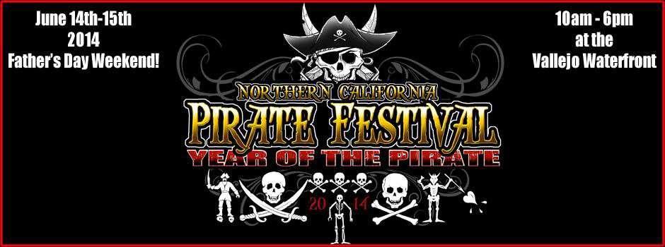 Pirate Fest 2014