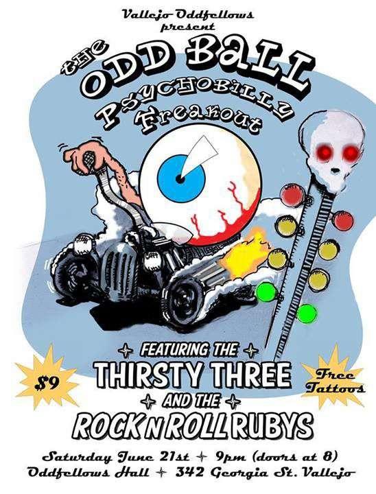 Odd Ball Psychobilly Freakout