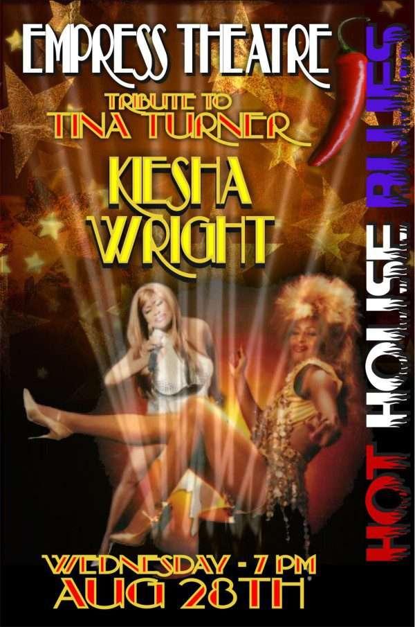 Kiesha Wright – Tribute to Tina Turner