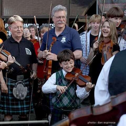 SF Scottish Fiddlers