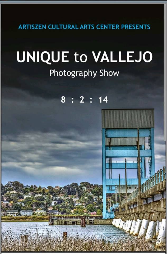 Unique to Vallejo Photography Show