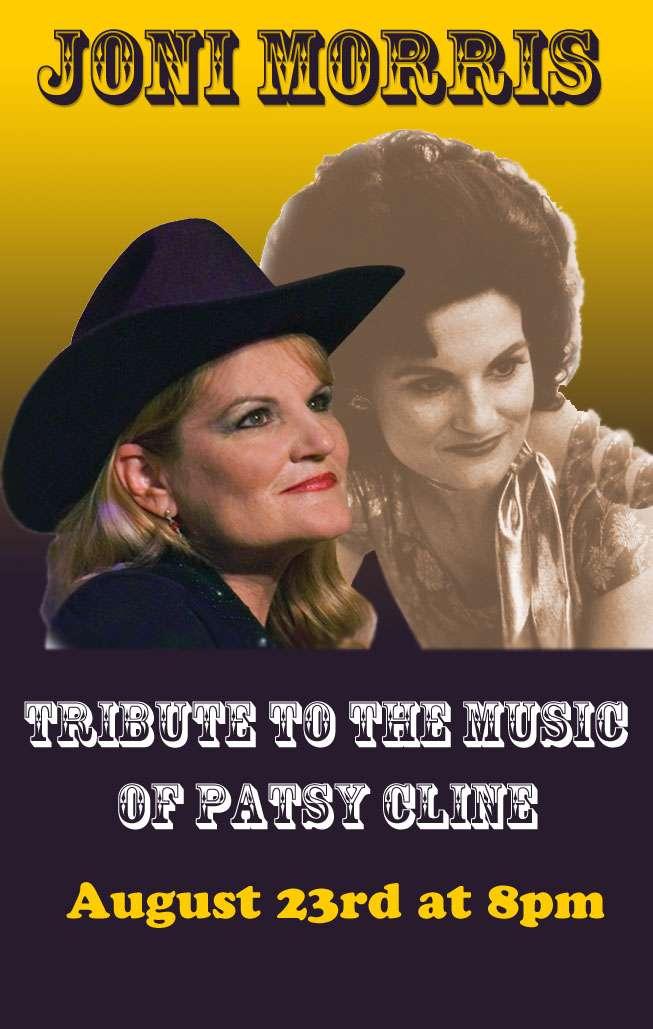 Joni Morris Patsy Cline Tribute
