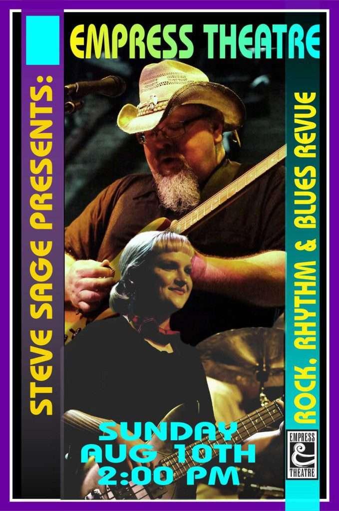 Steve Sage Rock R&B Revue