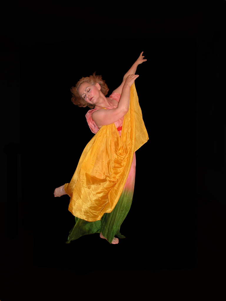 Lois Flood does Isadora Duncan