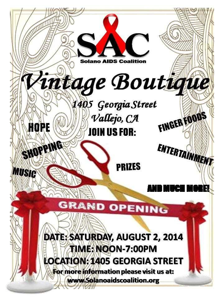 SAC Grand Opening