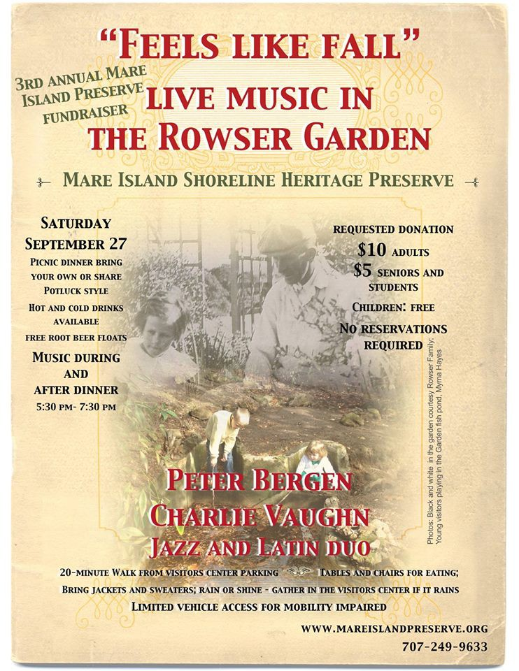 Music by Peter Bergen and Charlie Vaughn