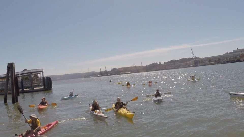 Kayak Vallejo