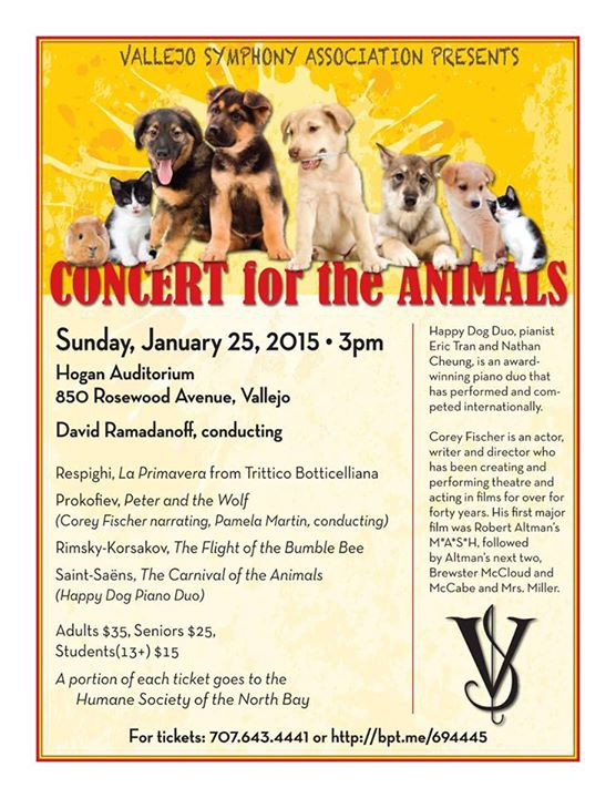 concert for the Animals