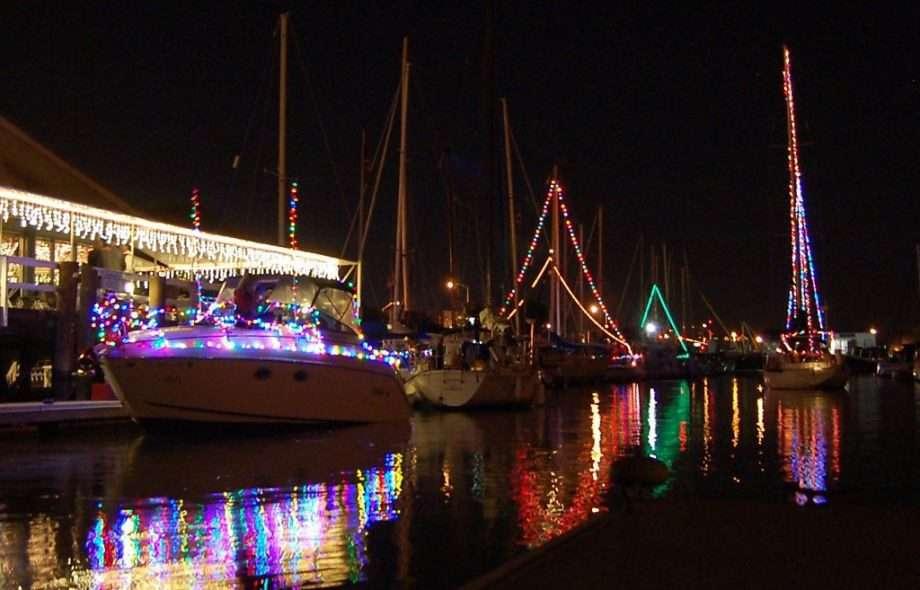 Vallejo Boat Parade