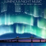 Luminous night music small