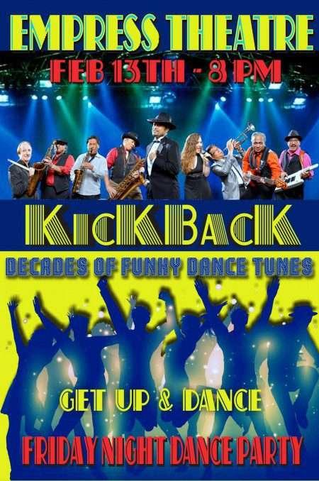 KickBack at The Empress