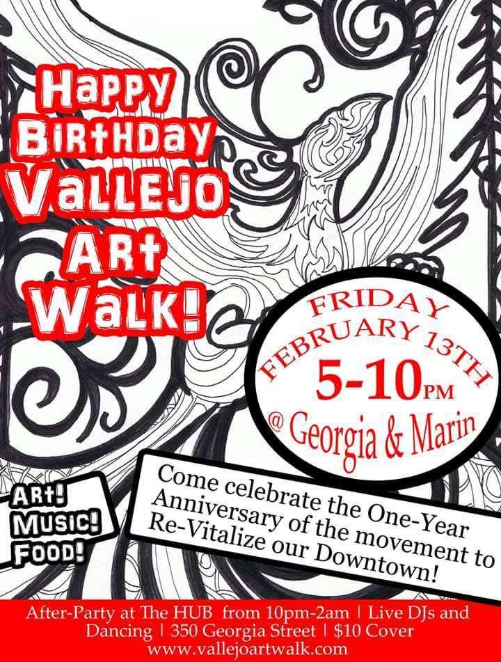 Art Walk Anniversary