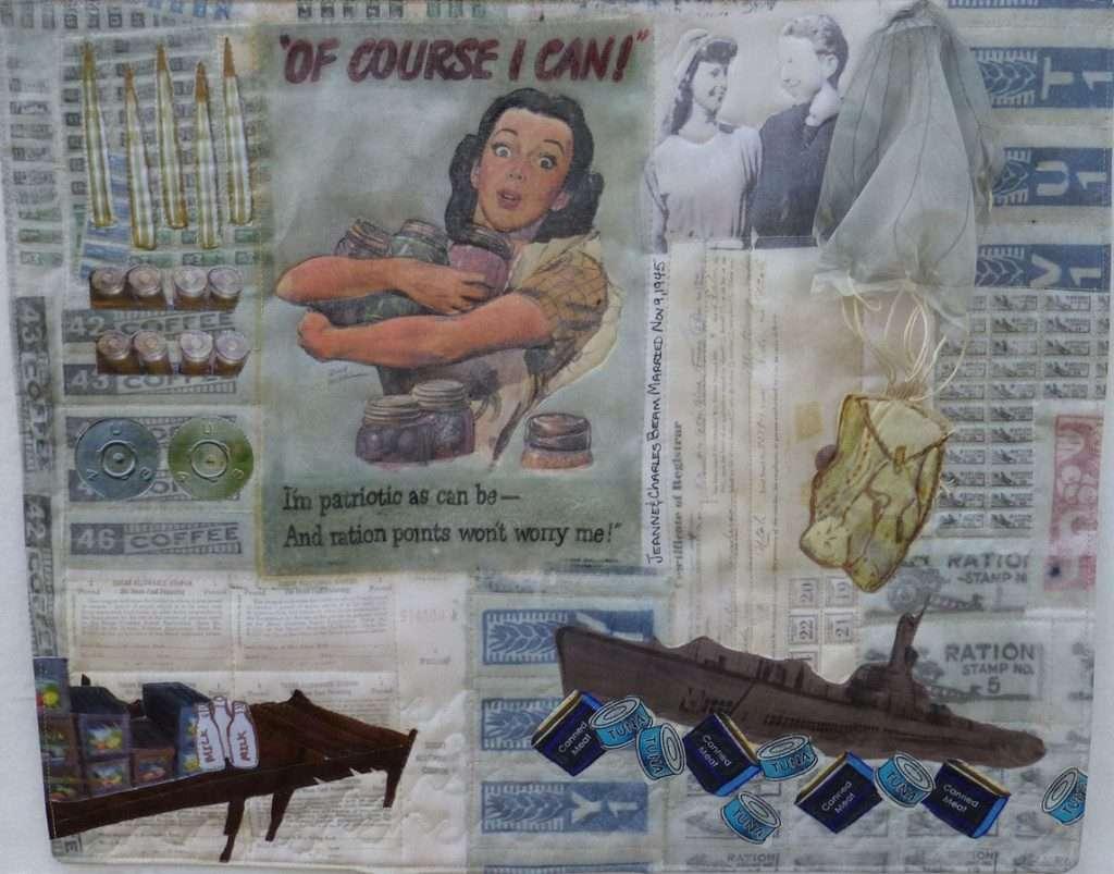 World War II Homefront Quilts