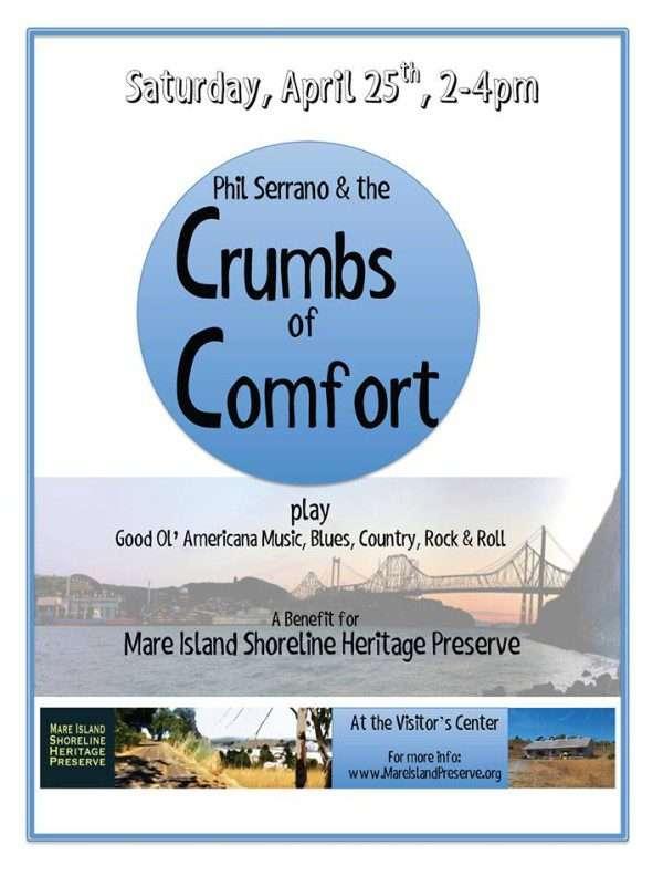Crumbs of Comfort