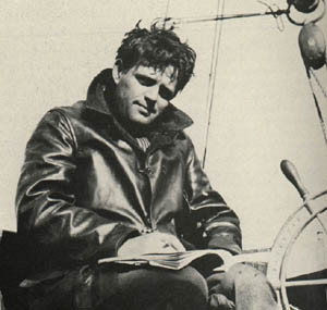 Jack London on the Roamer