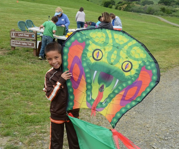 Kite Festival at Lynch Canyon