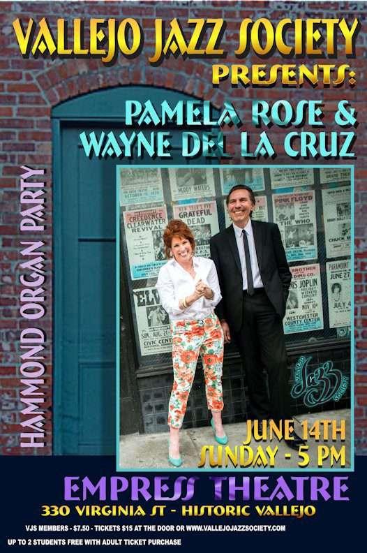 Pamela Rose and Wayne De La Cruz