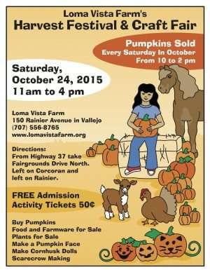 Harvest Fest Poster 2015