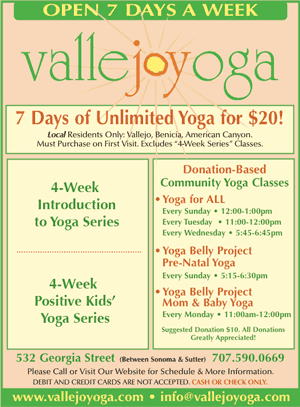 Vallejo Yoga