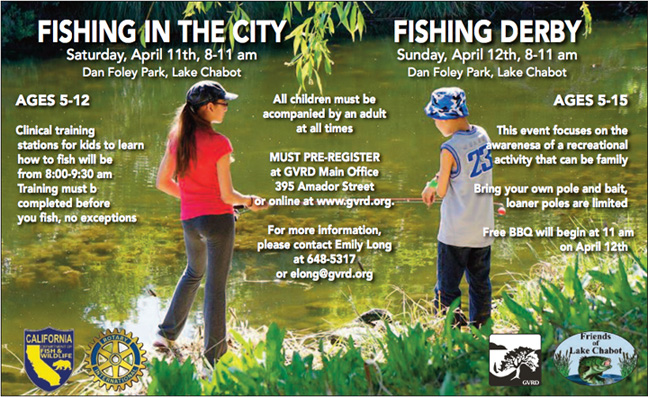 Fishing Derby - Vallejo Arts & Entertainment