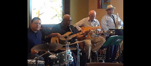 Wednesday Night Live in the Lounge Ron Burris Jazz Quartet