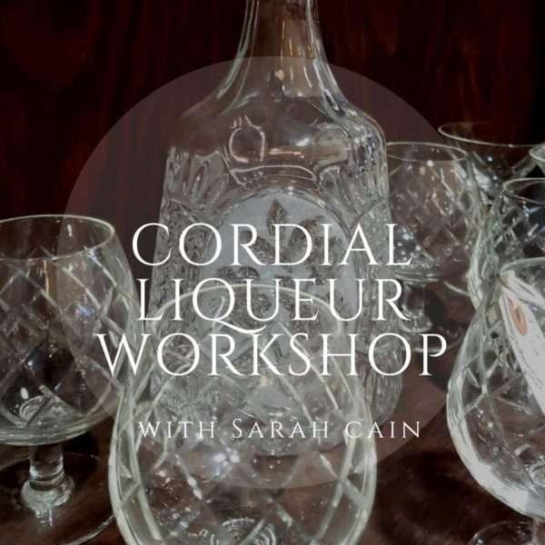 Liqueur Cordial Making Class Vallejo Arts Entertainment